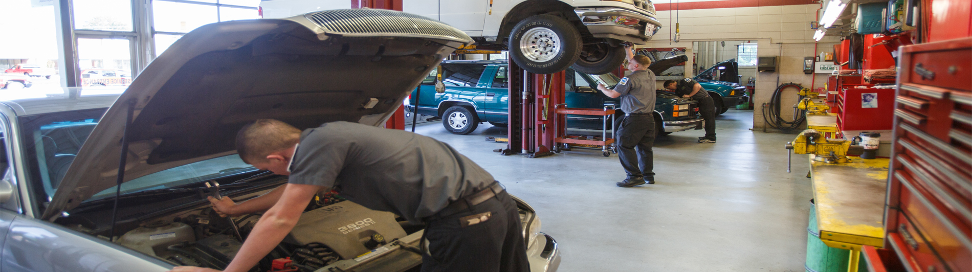 Aasby Automotive Service Expert Auto Repair Springfield Mo