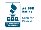 BBB Accredited Business A+ Rating Aasby Automotive Service 65804